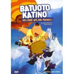 Batuoto katino kelionė aplink pasaulį