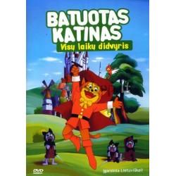Batuotas katinas, visų laikų didvyris