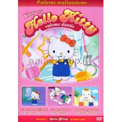 Kartu su Hello Kitty valome dantis
