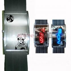 Naruto laikrodis (LED)