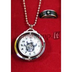 Death Note laikrodis + žiedas