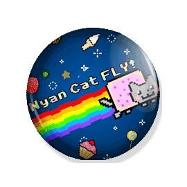Ženkliukas Nyan Cat, Nr.0111