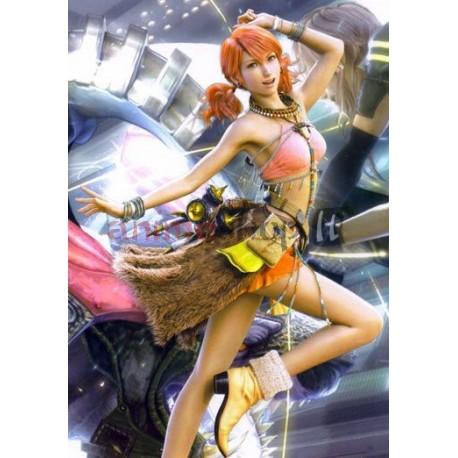 Final Fantasy atvirutė, Nr.2003
