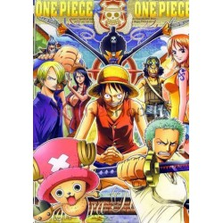 One Piece atvirutė, Nr.6010