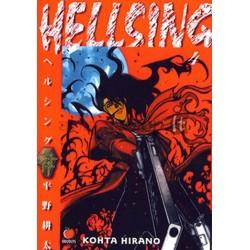Hellsing, 4 dalis