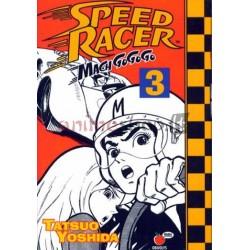 Speed Racer, 3 dalis